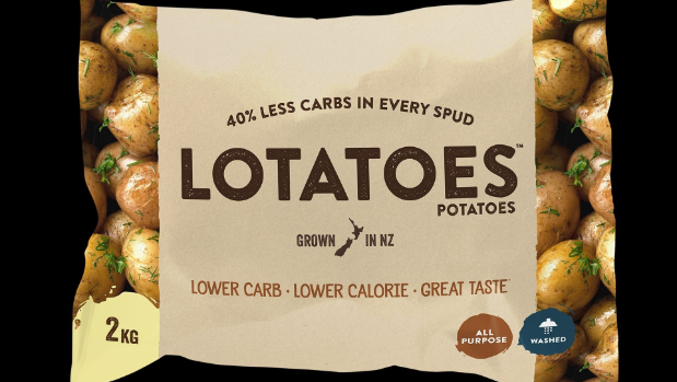 low cho potatoes